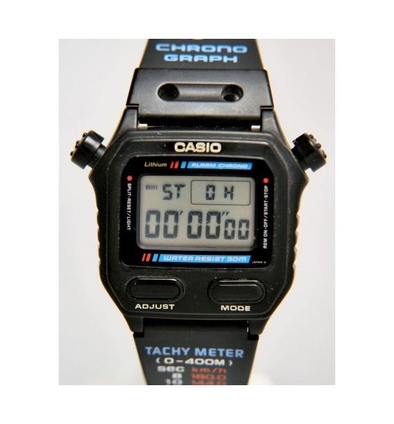 Orologio Casio SW-200 Vintage Black