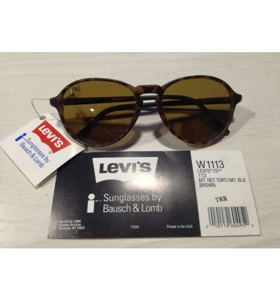 Occhaili da Sole Vintage Levi's Bausch & Lomb