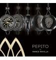 Orologio Marco Mavilla Pepito Corona Double Face da Donna