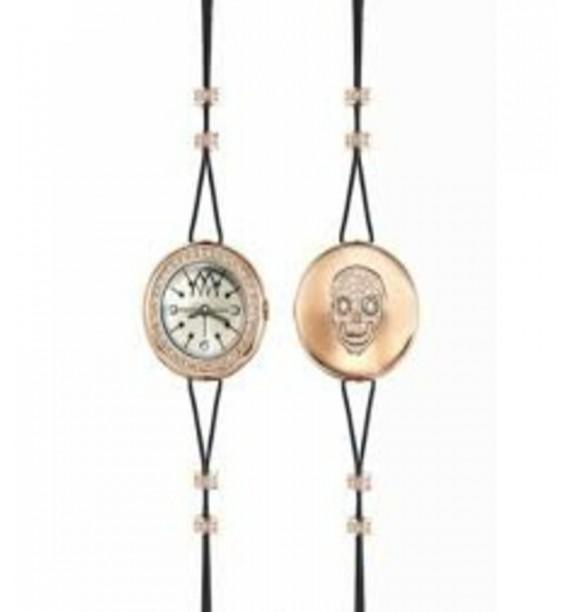 Orologio-braccialetto Marco Mavilla Pepito Skull Reversibile