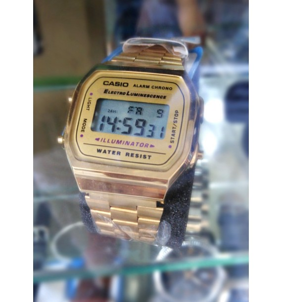Orologio Casio Digitale Oro