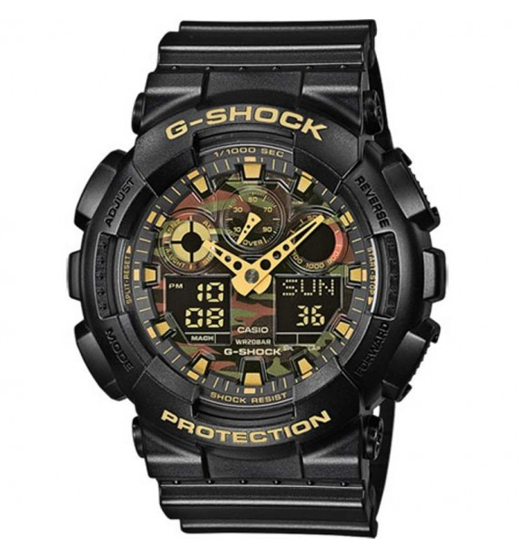 Orologio Casio G-SHOCK GA-100CF-1A9ER