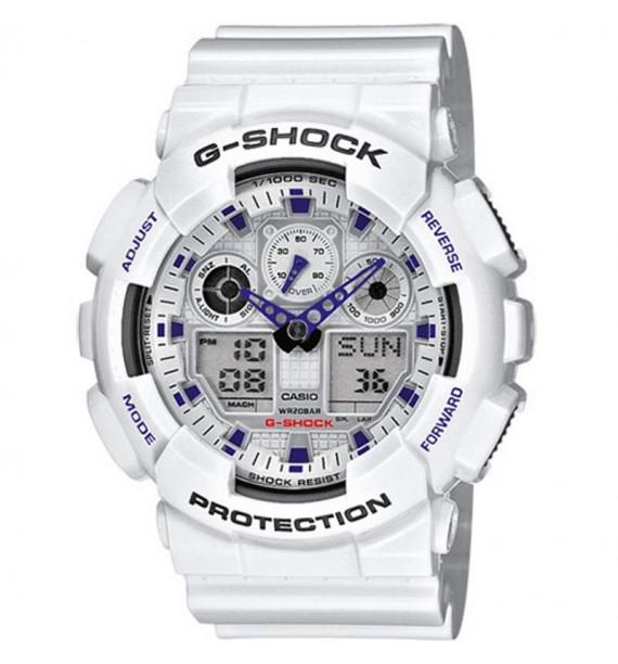 Orologio Casio G-SHOCK GA-100A-7AER