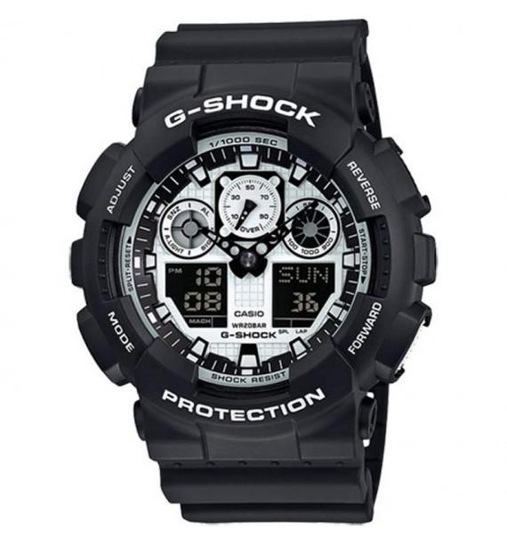 Orologio Casio G-SHOCK GA-100BW-1AER