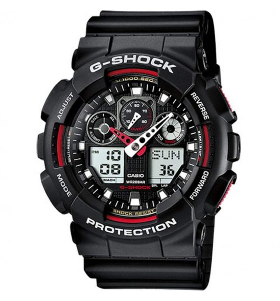 Orologio Casio G-SHOCK GA-100-1A4ER