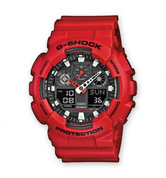 Orologio Casio  G-SHOCK GA-100L-4AER